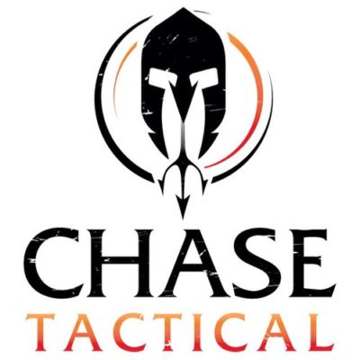Chase Tactical Official Logo on Douglas Hollingsworth Consulting