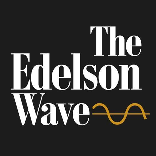 Official Logo for The Edelson Wave from Douglas Hollingsworth Consulting