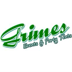 Official Logo of Grimes Events & Party Tents
